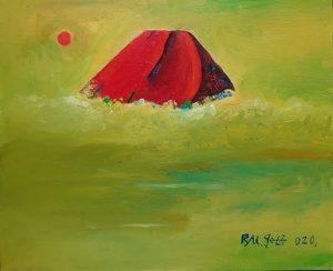 赤富士_1391
