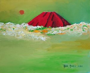 赤富士_1422