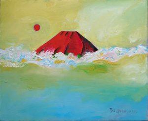 赤富士_14235